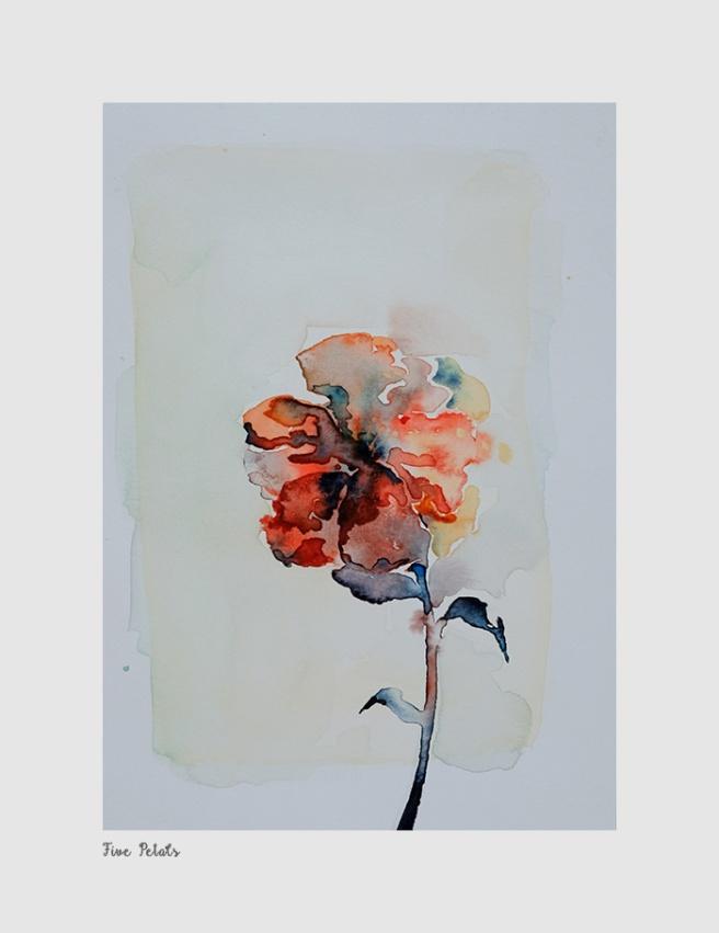 five-petals