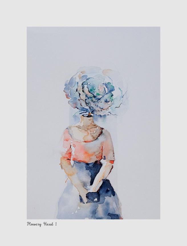 flowery-head